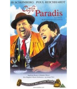 Café Paradis - DVD - NY