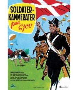 Soldaterkammerater 5 på sjov - DVD - NY
