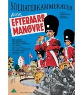 Soldaterkammerater 4 på efterårs manøvre - DVD - NY