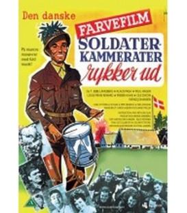 Soldaterkammerater 2 rykker ud - DVD - NY