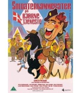 Soldaterkammerater 6 på Bjørne tjeneste - DVD