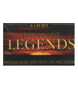Panpipe Legends 6 CD