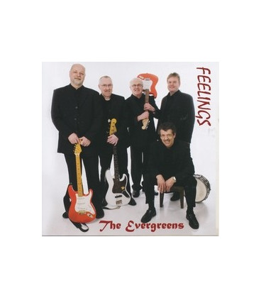 The Evergreens Feelings Dinner musik - CD - NY