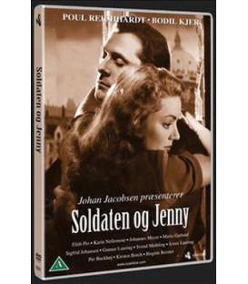 SOLDATEN OG JENNY - DVD - NY