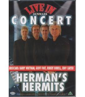 Herman´s Hermits Live in concert Denmark DVD