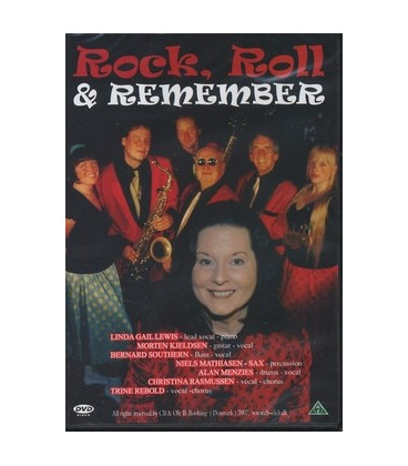 Rock, Roll & Remember Musik DVD