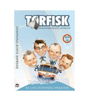 Tørfisk De lyse stemmers orkester Musik DVD + CD