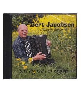 Gerts Rytme - Gert Jacobsen - Posten fra Ranum - Sæt dig ned i en vejgrøft - CD - NY