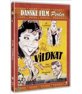 FRK. VILDKAT DVD