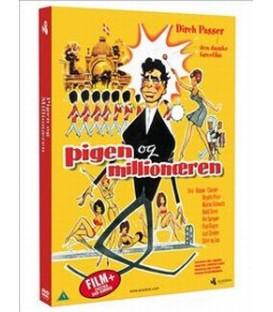 PIGEN OG MILLIONÆREN - DVD - NY