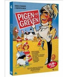 PIGEN OG GREVEN - DVD - NY