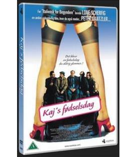 KAJ´S FØDSELSDAG - DVD