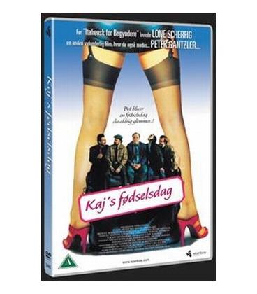 KAJ´S FØDSELSDAG DVD