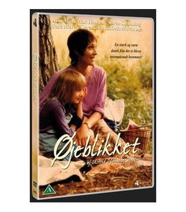 ØJEBLIKKET - DVD