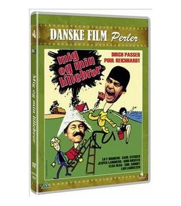 MIG OG MIN LILLEBROR - DVD