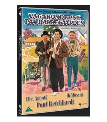 VAGABONDERNE PÅ BAKKEGÅRDEN DVD