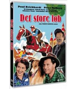 DET STORE LØB DVD