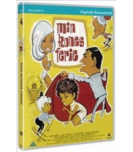 MIN KONES FERIE - DVD - NY