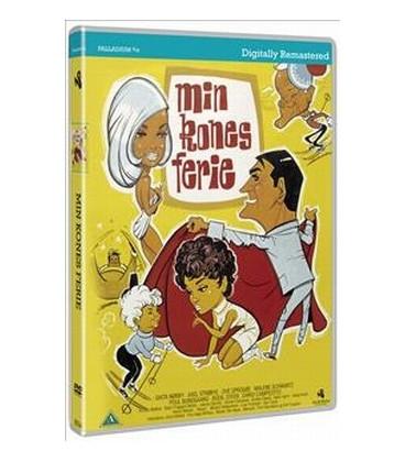 MIN KONES FERIE - DVD