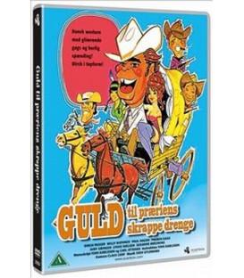 GULD TIL PRÆRIENS SKRAPPE DRENGE DVD