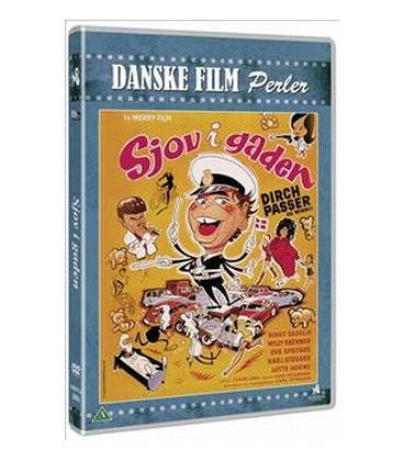 SJOV I GADEN DVD