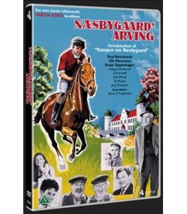 NÆSBYGÅRDS ARVING - DVD