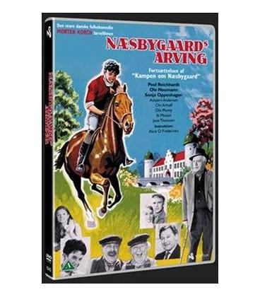 NÆSBYGÅRDS ARVING DVD