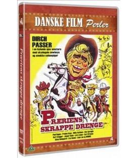 PRÆRIENS SKRAPPE DRENGE DVD
