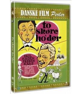 TO SKØRE HOVEDER - DVD