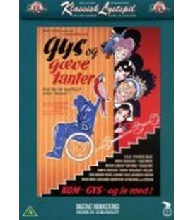 Gys & Gæve Tanter - DVD - NY