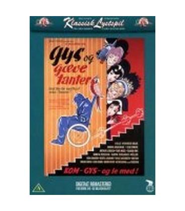 Gys & Gæve Tanter - DVD