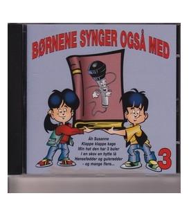 Børnene synger også med 3