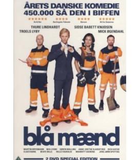 Blå mænd DVD