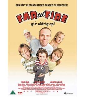 Far til Fire - gi'r aldrig op (DVD)