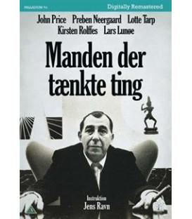 Manden Der Tænkte Ting (Dvd)