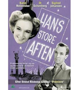 Hans Store Aften (Dvd)