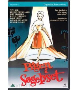 PIGEN I SØGELYSET DVD