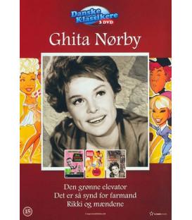 Ghita Nørby Box 3 DVD