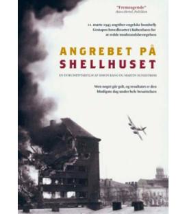 Angrebet På Shellhuset - DVD