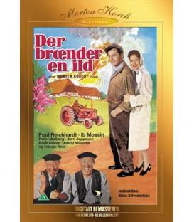 Der Brænder En Ild -Morten Korch DVD