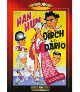 Han Hun Dirch Og Dario - DVD