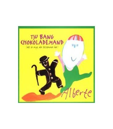 Alberte Tju Bang Chokolademand
