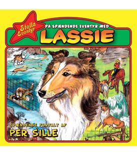 På spændende eventyr med Lassie Stella
