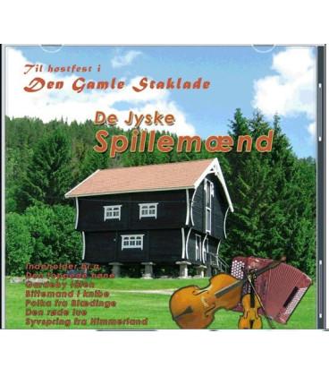 De Jyske Spillemænd Til høstfest i den gamle staklade- Dansk Spillemandsmusik