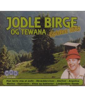 Jodle Birge og Tewana Gyldne Hits 3 CD