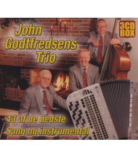 John Godtfredsens Trio 3 CD