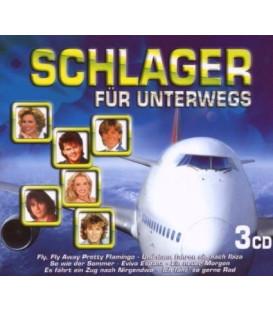 SCHLAGER FÜR UNTERWEGS 1-2-3 3CD