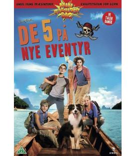 De 5 På Nye Eventyr DVD