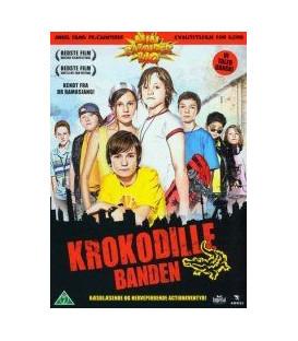 Krokodillebanden DVD