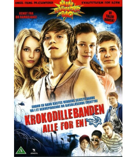 Krokodillebanden - Alle For En! DVD